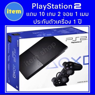 Play station2 SCPH:90006 Slim ประกัน 1 ปี