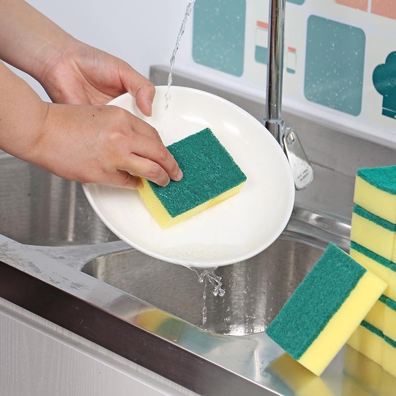 แปรงล้างจานแปรงจานสำหรับการซักผ้าเครื่องครัวครัวเรือนทำความสะอาดน้ำยาล้างจานสิ่งประดิษฐ์