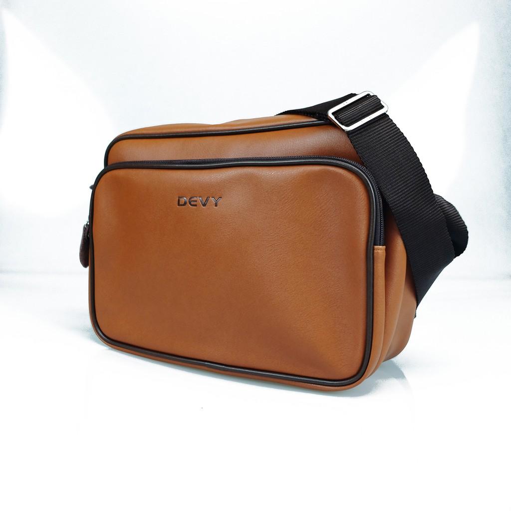 DEVY กระเป๋าสะพายข้าง รุ่น 032-1033-3 2wOX