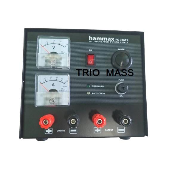 สวิทย์ชิ่งยี่ห้อ HAMMAX รุ่น PS-304 III ขนาด30A