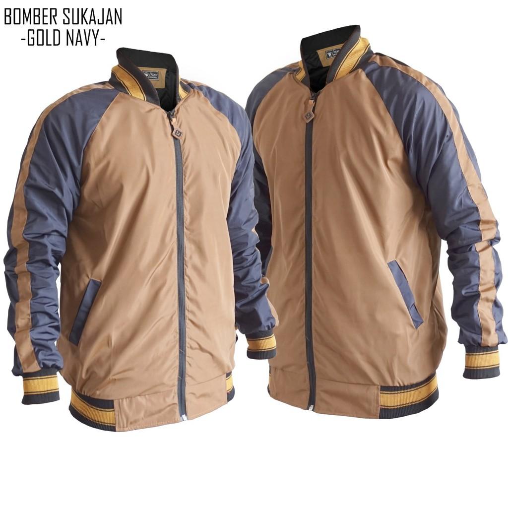 เสื้อแจ็คเก็ต Sukajan Bomber Jacket สไตล์ดั้งเดิม