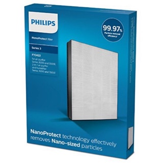 Review PHILIPS Nano Protect-FilterFY2422