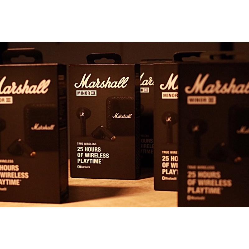 [พร้อมส่ง] Marshall Minor III
