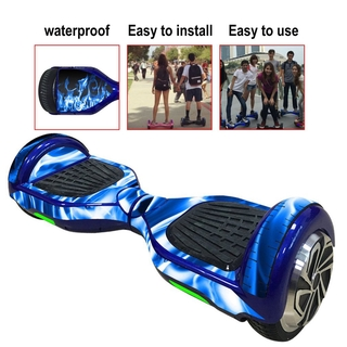 Protective Skin Decal for 6.5in Balancing Board Scooter Hoverboard Sticker,28