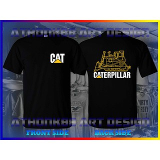 Review Caterpillar Cat Men T-shirt high quality 100%cotton high quality 100%cotton
