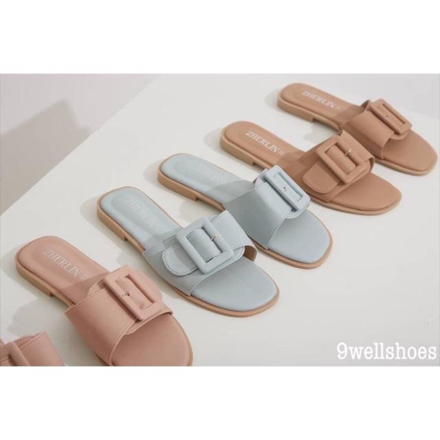 รองเท้าZherlin brand  #zherlinเข็มขัด