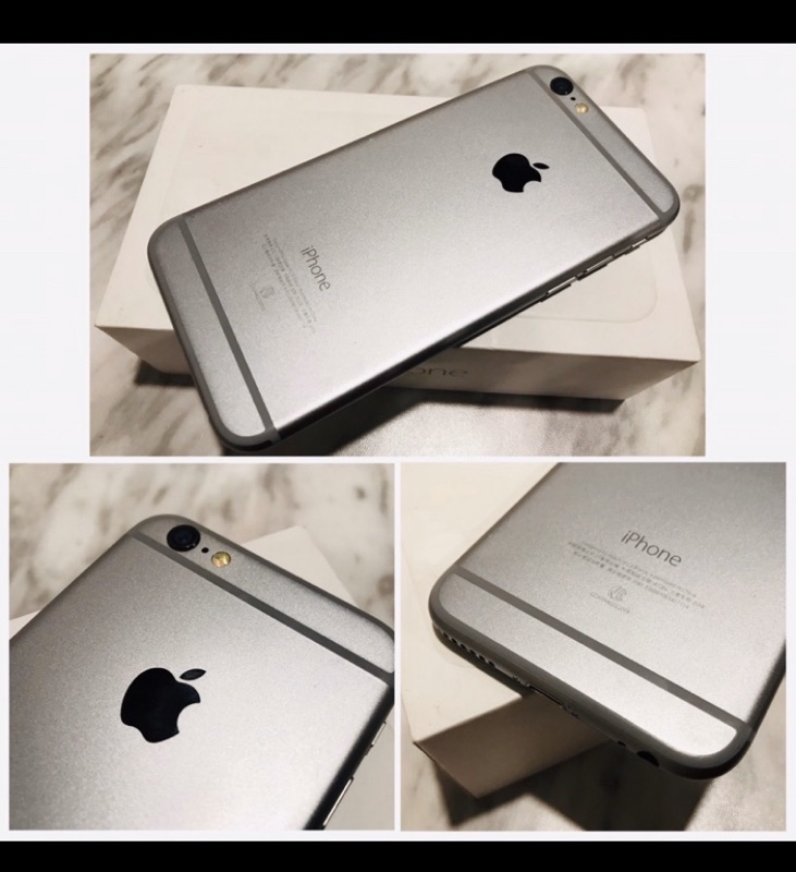 apple iphone 6plus 64GB 16GB ซื้อในวันเดียวกันจัดส่งวันเดียว