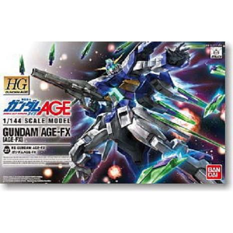 Hg Gundam Age-fx ของเล่นสําหรับเด็ก