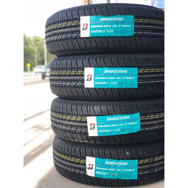 Bridgestone 265/65R17 684 TH ปี21