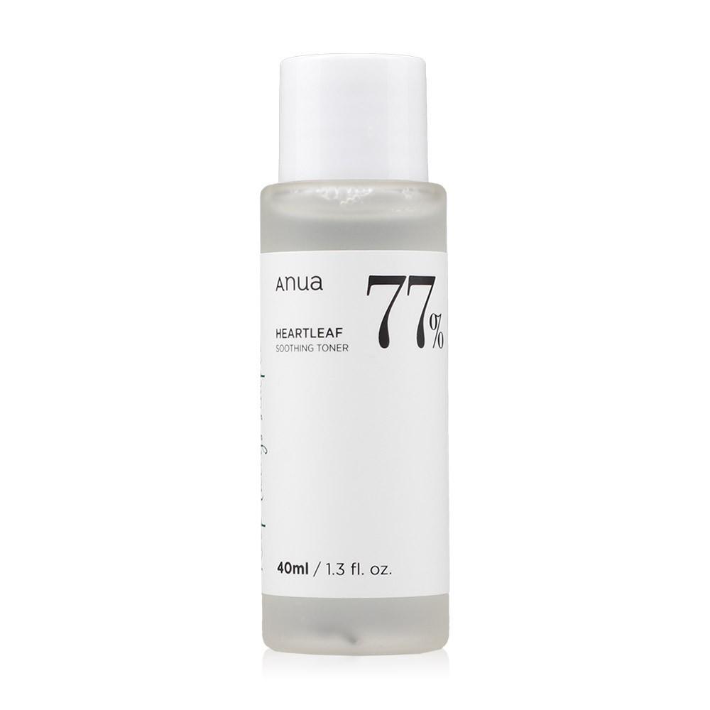 ✵▦☽ANUA Heartleaf 77% Soothing Toner 40ml.