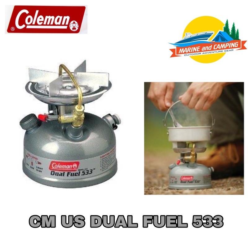 COLEMAN US DUAL FUEL SPORTSTER II 533 (3000000792)
