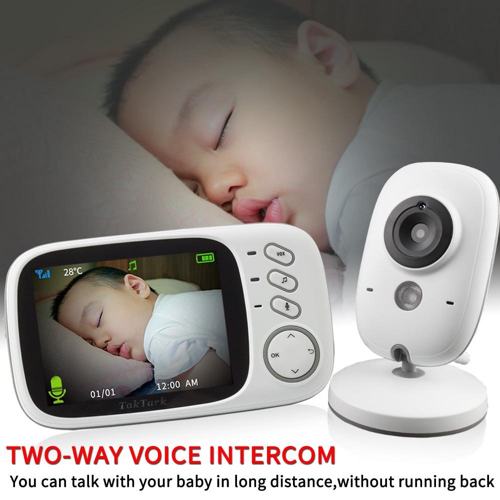กล้องมอนิเตอร์ดูแลเด็ก