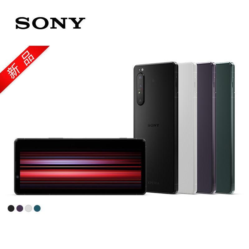 手机❇Sony/Sony Xperia 1 II 5G สมาร์ทโฟน Dual SIM Standby เทคโนโลยี Micro Single 12GB+256GB
