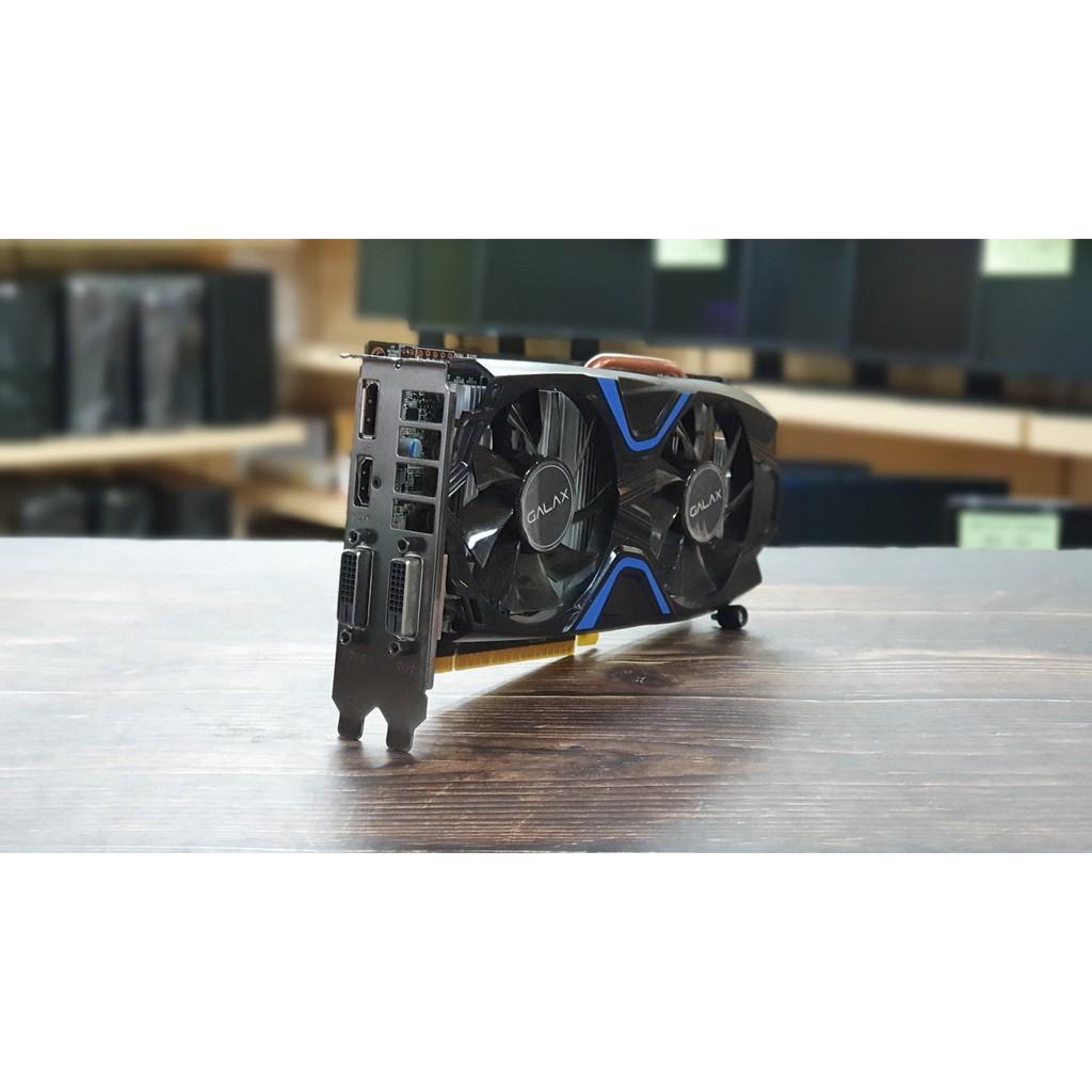 การ์ดจอ GeForce GTX 1050Ti มือสอง ไม่มีกล่อง