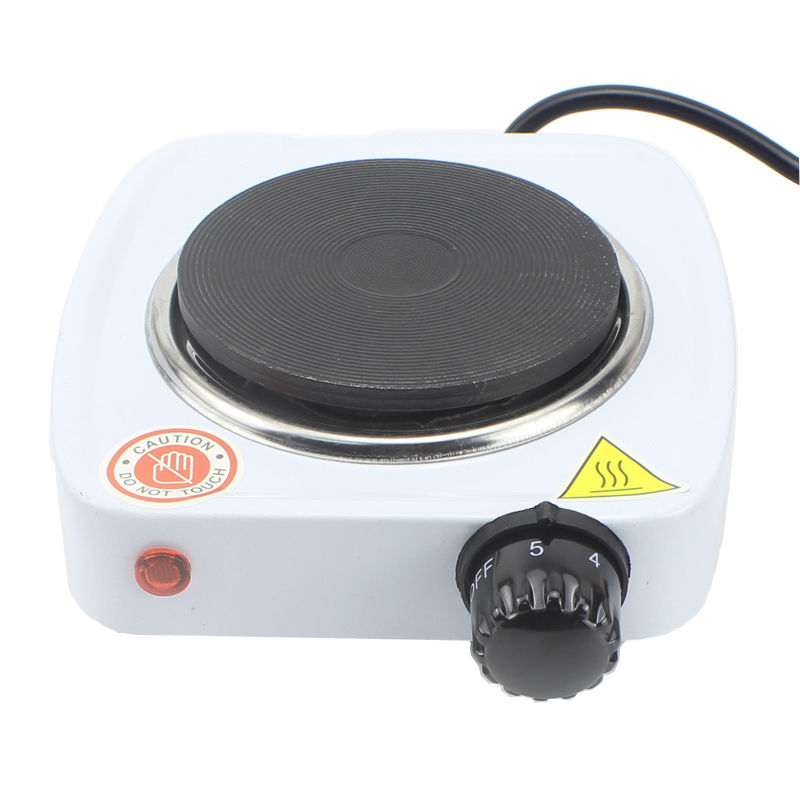 moka pot เตาอบไฟฟ้าในครัวเรือน500Wเครื่องชงกาแฟ5เตาอบไฟฟ้าขนาดเล็ก diyทำด้วยมือลิปสติกเครื่องทำความร้อน Cq9Z