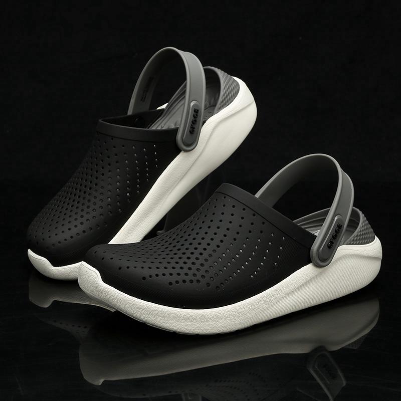 อย่างเป็นทางการของแท้ 100% Crocs LiteRide รองเท้าเดินทาง unisex