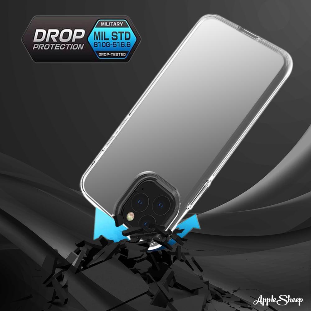 เคสใสสองชั้นสำหรับ iPhone ทุกรุ่น [Case iPhone] จาก AppleSheep พร้อมส่งทั่วไทย