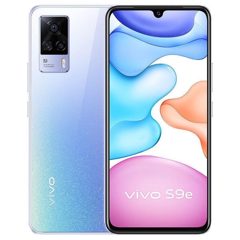 โทรศัพท์มือถือสมาร์ทโฟนโทรศัพท์มือถือโนเกียจอสัมผัสโทรศัพท์มือถือ Vivo S9e สมาร์ทโฟน 5G รุ่นจำกัดรุ่นใหม่ Dimensity 820