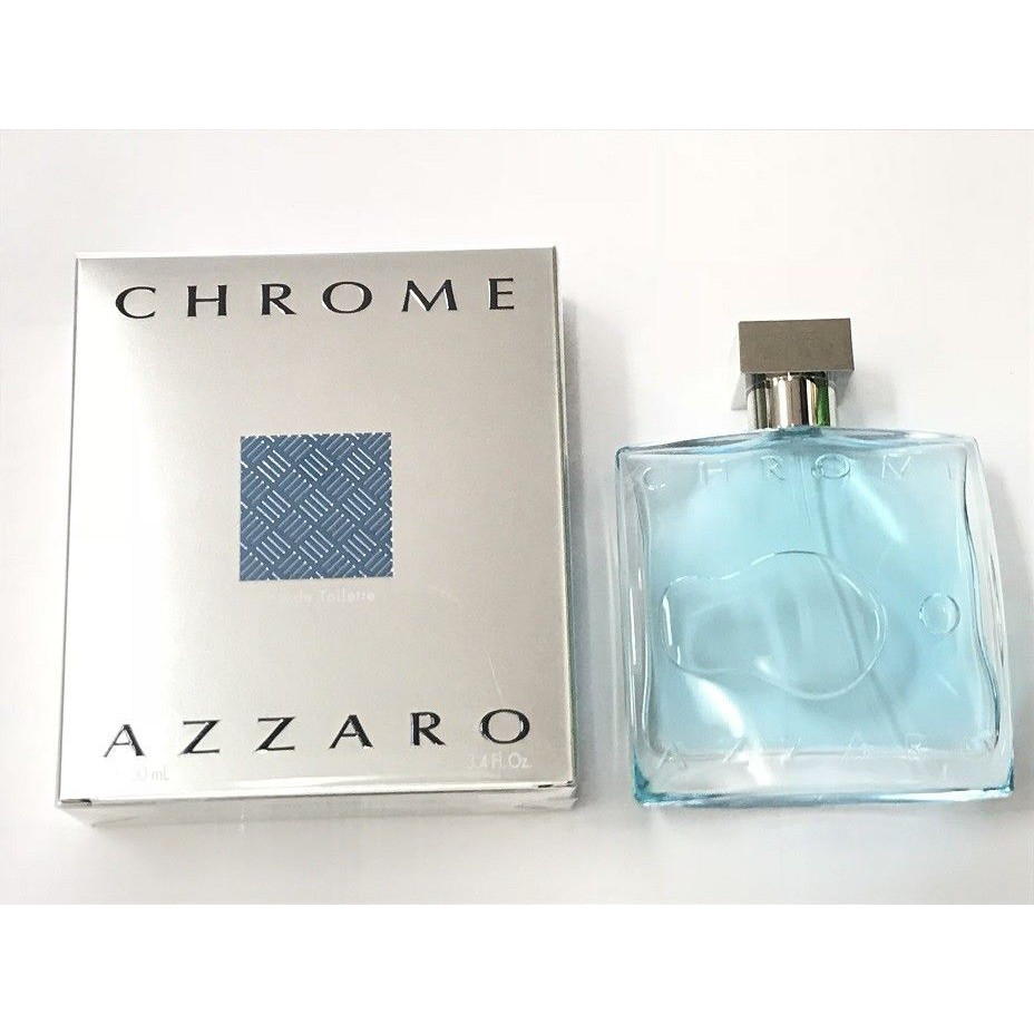 AZZARO Chrome Edt For Men 100ml
