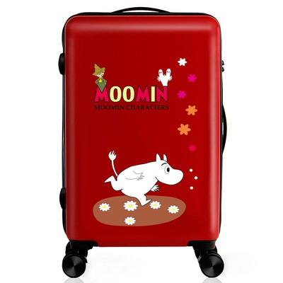 pre order กระเป๋าเดินทางมูมินสุดน่ารัก Moomin size18/20/24/26