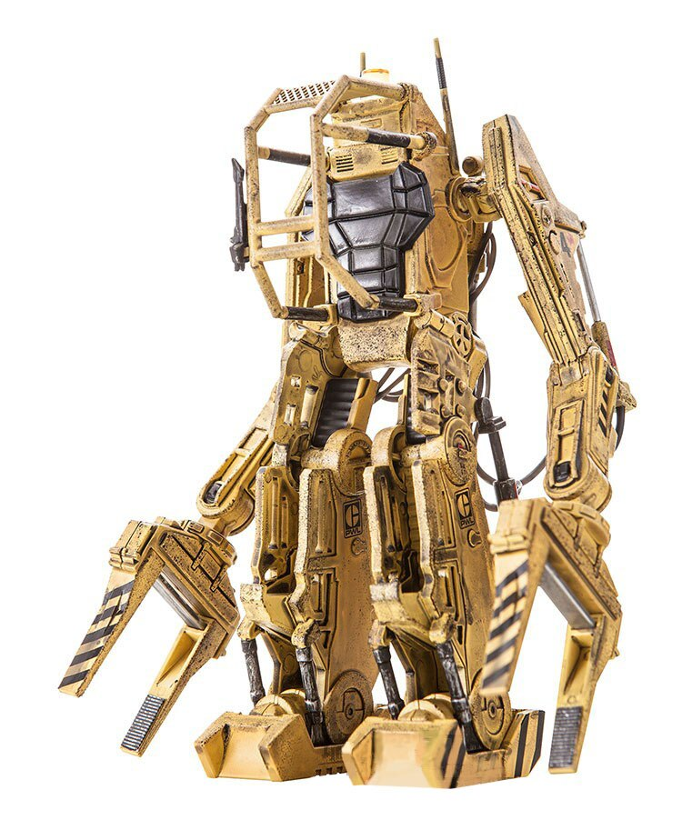 Lensple Toys Aliens Colonial Marines Power Loader 1/18 Scale PVC Game Action Figure Aliens Power Loader Collectible Mode