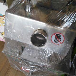 (เก็บปลายทาง)เครื่องคั้นน้ำอ้อยไฟฟ้าพรีเมี่ยมสแตนเลสทั้งตัว