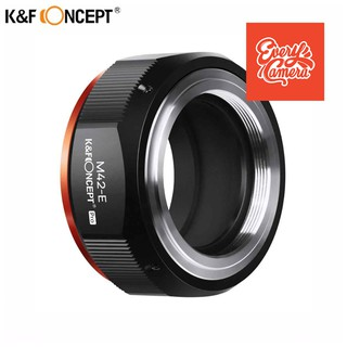 ADAPTER K&F Concept M42-NEX Adapter for M42 Mount Lens to Sony E NEX