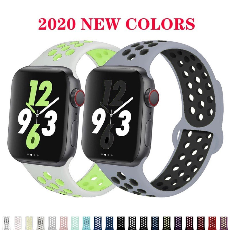 สาย applewatch สายนาฬิกา applewatch สายนาฬิกาข้อมือ สาย applewatch AppleWatch ซีรีส์ 6 5 4 3 2 1 42 มม. 44 มม. 40 มม.38