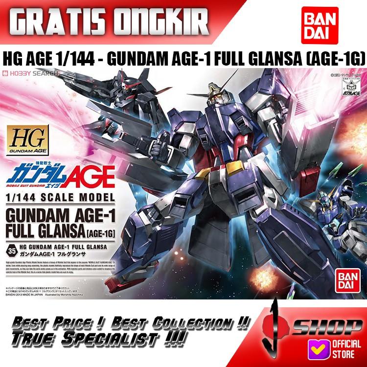 Hg Age 1 / 144 Gundam Age - 1Fg แว่นตากันแดดแบบเต็มจอ