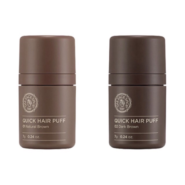 The Face Shop Quick Hair Puff 7g.