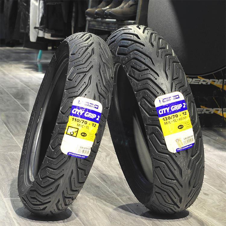 Michelin city2 ยางนอกรถ 90/100/110/120/130/70/80/10/12/14