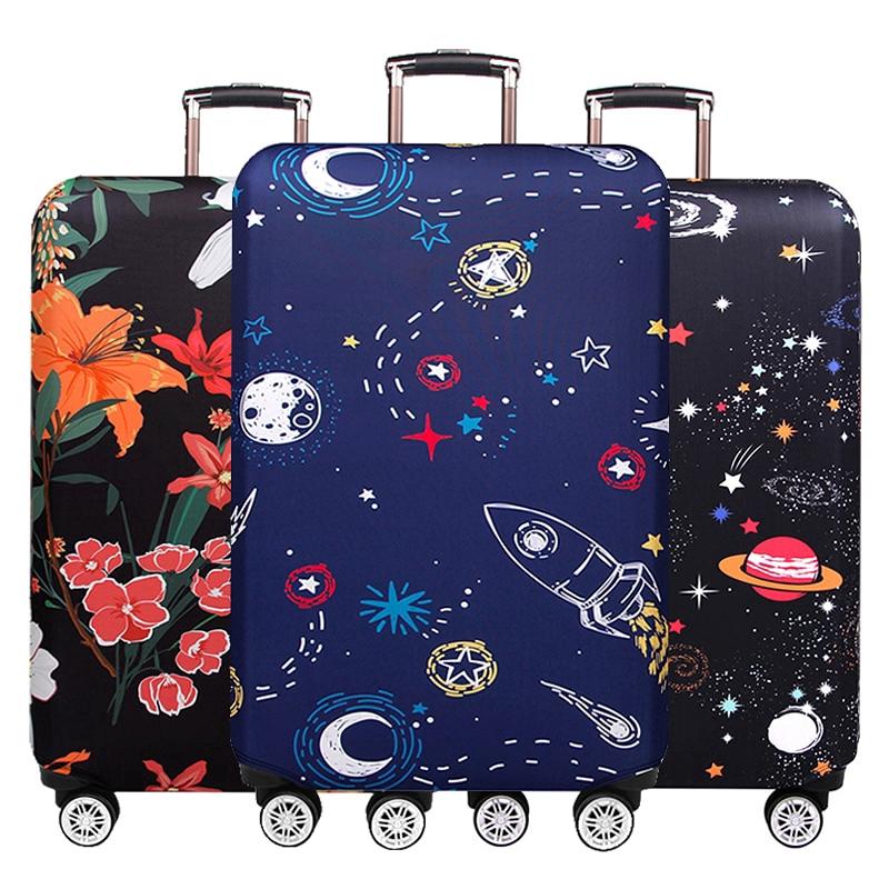 ผ้าคลุมกระเป๋าเดินทางกันฝุ่นขนาด 18-32