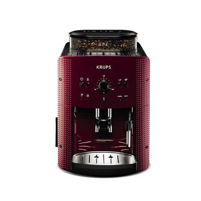 ✉をกาแฟเยอรมัน KRUPS เครื่องชงกาแฟสดอัตโนมัติแบบอิตาลีเครื่องทำฟองนมในครัวเรือนขนาดเล็กเชิงพาณิชย์อเมริกัน