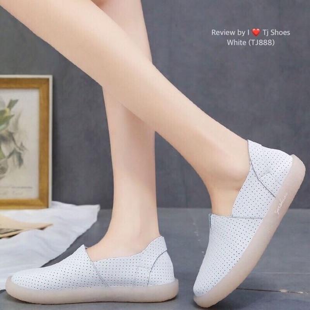 *เช็คของก่อนกดสั่ง* รองเท้าคัชชูเพื่อสุขภาพ TJ888