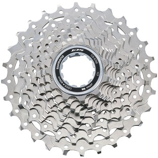 11-28T New Shimano 105 CS-5700 10-Speed Bicycle Road Bike Cassette Sprocket HG
