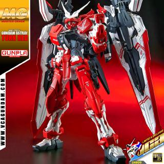 Review BANDAI GUNPLA MASTER GRADE (MG) 1/100 GUNDAM ASTRAY TURN RED โมเดล กันดั้ม กันพลา VCA GUNDAM