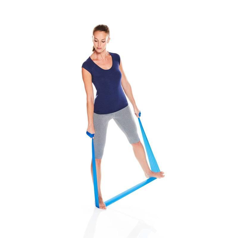 ยางยืดออกกำลังกายแรงต้านระดับกลาง