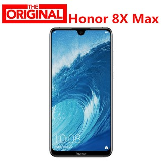 ✈▥Honor Snapdragon 636 8x-Max Mobile-Phone 128GB 4gb GSM/WCDMA/LTE Adaptive Fast Charge
