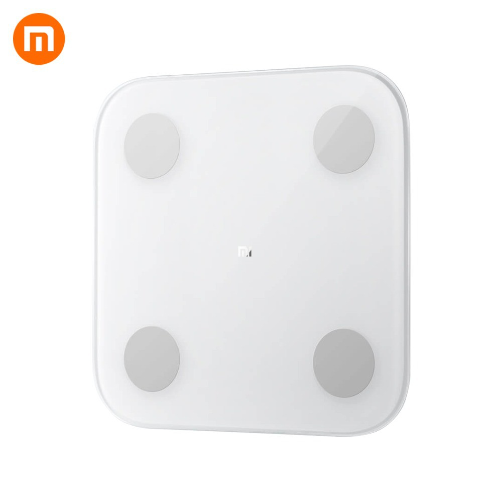 Xiaomi Mijia Smart Body Fat Scale 2 Mifit APP Body Composition Monitor With  LED Display G-shaped sensor 13 body data