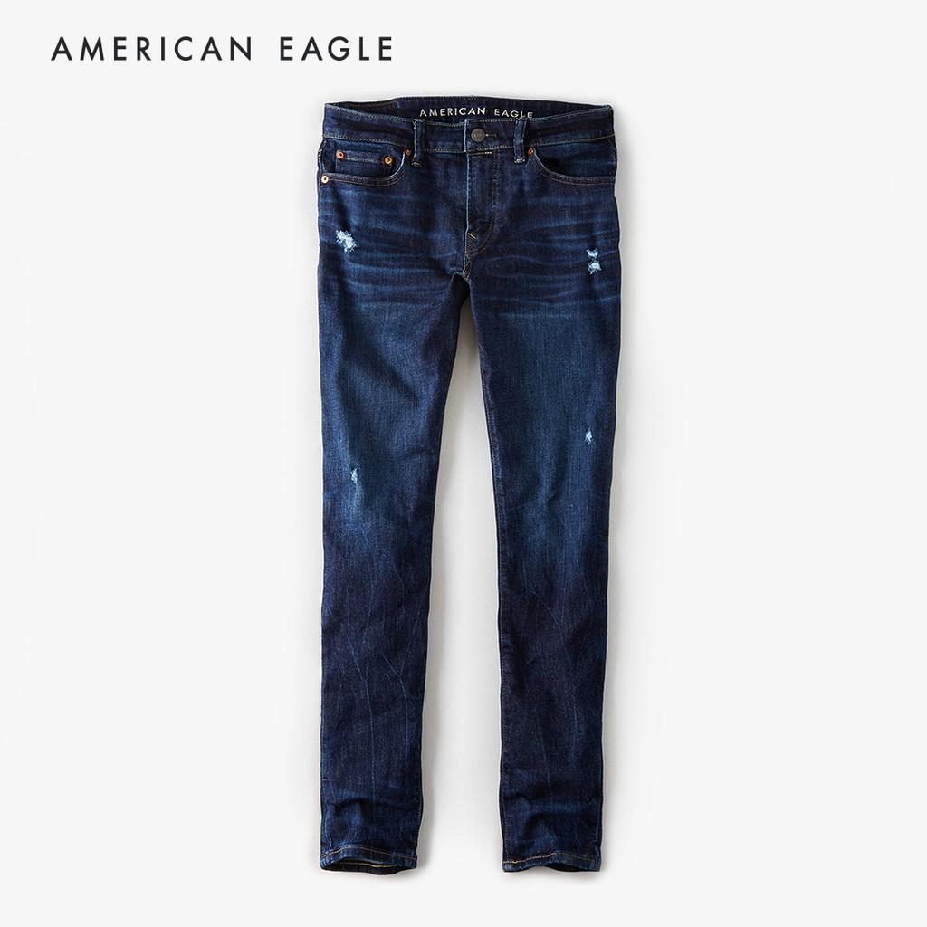 American Eagle Ne(X)t Level Airflex Skinny Jean กางเกง ยีนส์ ผู้ชาย สกินนี่ แอร์เฟล็คซ์ (011-5186-992)