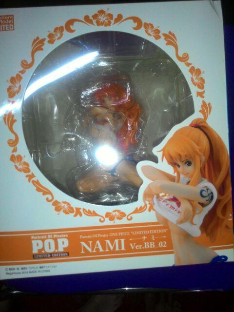 One Piece Nico Robin Ver BB 02 Limited Bikini PVC Figure New No Box 15cm