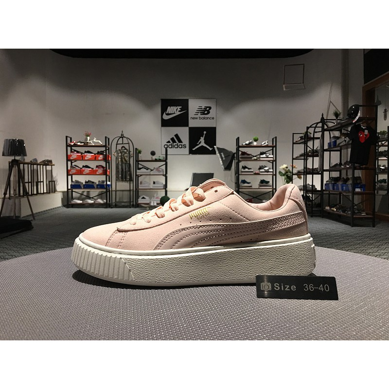 quality design d8406 9a54b Find Price รองเท้าผ้าใบ IT Puma PUMA clyde x atmos T.T.T ...