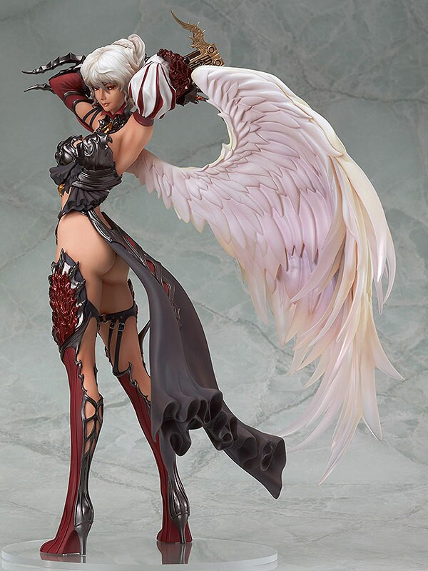 【ของใหม่】Unpainted Garage Resin Figure Kamael Lineage II Max Model Kit