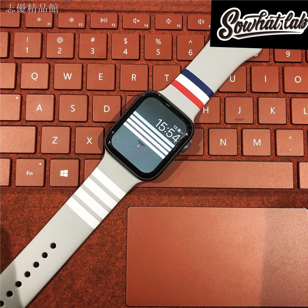สายนาฬิกาข้อมือสําหรับ Applewatch 6 12345 Generation
