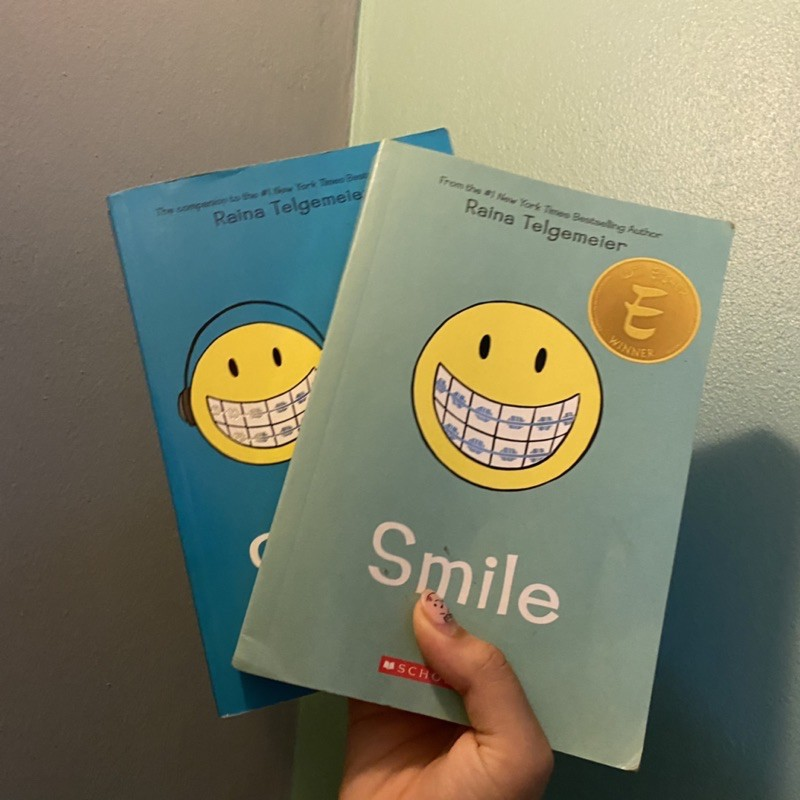 smile&sisters comic books