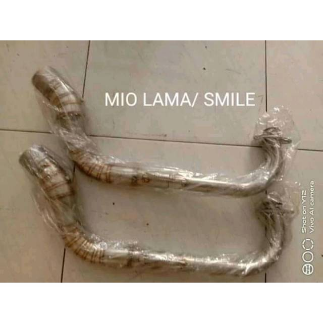 Mio D50mm ท่อคอแบบท่อ