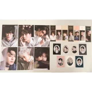 [GOT7] 12.12 ลดราคา lylics/Bookmark/Mirror card
