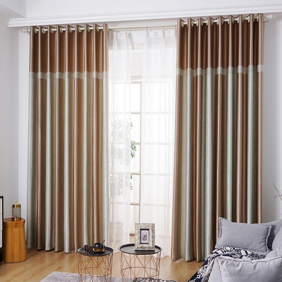 380*270 CM ผ้าม่านประตู ผ้าม่านหน้าต่าง ผ้าม่านสำเร็จรูป ม่านเวลโครม่านทึบผ้าม่านกันฝุ่น ใช้ตีนตุ๊กแก