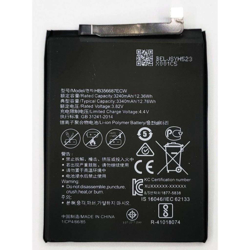 แบตสำรอง powerbank eloop สายชาร์จ ❧แบตเตอรี่ Huawei Nova 3i แบต รับประกัน 3 เดือน Huawei Nova 3i❈
