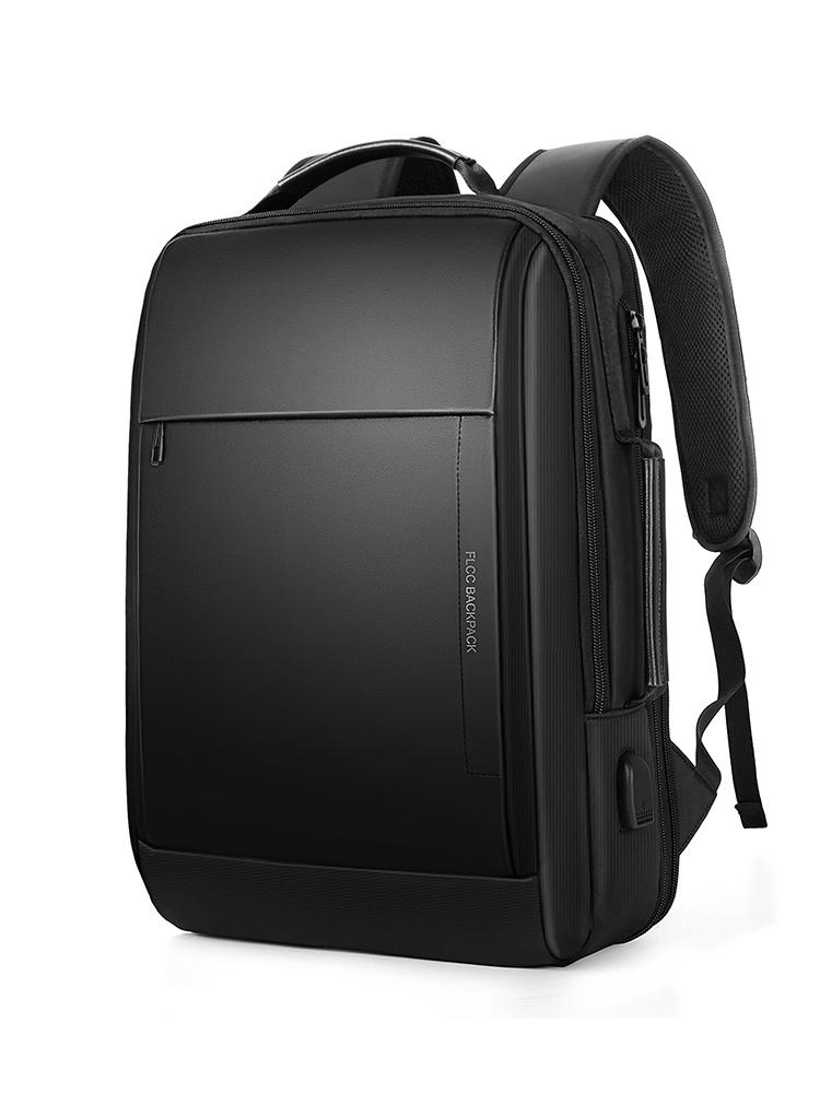 【Sale】ธุรกิจกระเป๋าเป้สะพายหลังชายเดินทางเพื่อการพักผ่อนเดินทางกระเป๋าสะพายกระเป๋า15.6กระเป๋าแล็ปท็อปขนาดขยายได้ ส่งฟรี